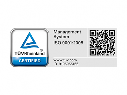 TÜV - IPAC ISO 9001
